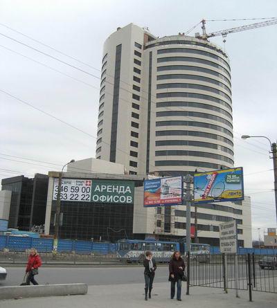 Бизнес-центр Международный Деловой центр РЕСО